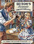 Edison's Fantastic Phonograph-ExLibrary