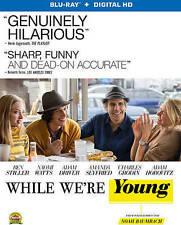 While Were Young (Blu-ray Disc, 2015)