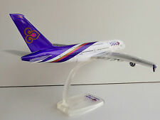 THAI AIRWAYS Airbus A380-800 1/250 Herpa Snap Fit 608732-001 A380 A 380 HS-TUA
