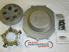 Kawasaki GPZ1100 B1 B2  MTC 2 stage lock up clutch and cover.