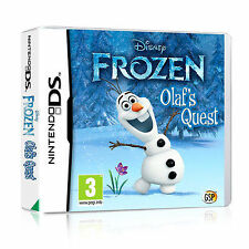 Disney Frozen: Olaf's Quest - Nintendo DS (NEW)