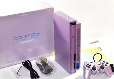 Console Playstation 2  Sakura Pink Sony System Japan