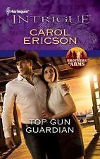 Top Gun Guardian (Harlequin Intrigue Series), Carol Ericson, Good Book