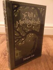 HARPER LEE TO KILL A MOCKINGBIRD LEATHER BOUND HARDBACK BOOK