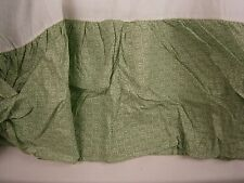 Domestications Morning Song King Bed Skirt Green Item #1292S 19044B