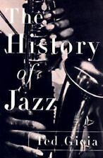 The History of Jazz by Gioia, Ted