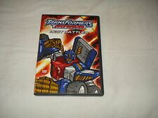 Transformers Armada: Best Battles DVD