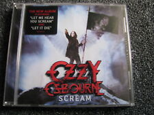 Ozzy Osbourne-Scream CD-Made in EU-Heavy Metal