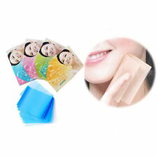 Skin Care Facial Oil Control Blotting Papers Absorption Tissue 2 Packs /100PCS