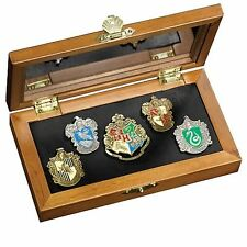Harry Potter Hogwarts House Crest Pin Set - Includes Five Pins! Great Gift Idea!