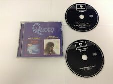 Queen Brian May ‎– Live At Wembley / Back To The Light CD-Maximum ‎2 CD SET