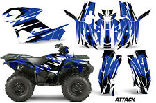 AMR Racing Yamaha Grizzly EPS/EPS Graphic Kit Wrap Quad Decals ATV 2015+ ATTK U