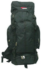 BLACK Extra Large Backpack Camping 4800 Cu In  BIG New Hike Hiking Scouts Big