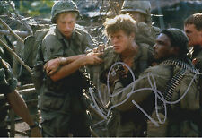 Willem William DAFOE SIGNED Autograph Photo AFTAL American Actor Platoon Genuine