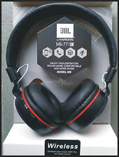 JBL MS-771C Bluetooth headphone with FM and SD card slot