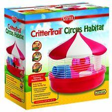 New Kaytee Crittertrail Circus Habitat 045125605228