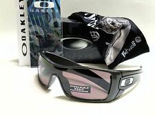 Authentic OAKLEY Batwolf OO9101-5527 Granite/Prizm Daily Polarized Sunglasses