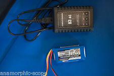 1x CHARGER + 1x Battery LiPo TURNIGY 1.0, 1000mAh, 20-30C, 11.1V, 3 Cell (3C)