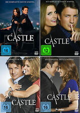 Castle - Die komplette 3. - 6. Staffel (Nathan Fillion)              | DVD | 255