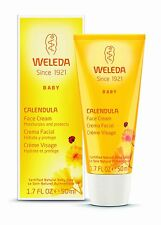 Weleda Organic Calendula Baby Facial Cream 50ml Pack of 1