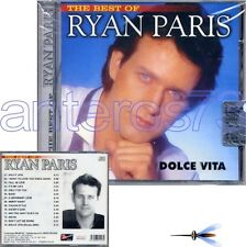 "RYAN PARIS ""THE BEST OF"" RARE CD ITALY - ITALO DISCO"