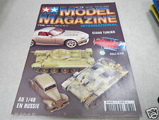 MODEL MAGAZINE INTERNATIONAL N° 79 janvier 2006 S2000 TUNING PFALZ D IIIA *