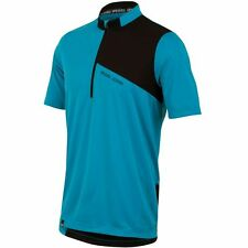 Pearl Izumi Mens Cycle MTB Bike Impact Jersey - Blue/Black - XL - Clearance