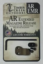 TIMBER CREEK OUTDOORS - CERAKOTE BURNT BRONZE - EXTENDED MAGAZINE RELEASE - EMR