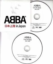 ABBA Live In Japan 2009 UK promo test 2-DVD
