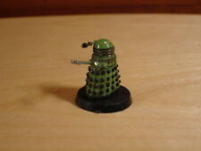 Doctor Dr Who Green Dalek, Head Rotates, Metal Miniature, Painted Citadel Fasa
