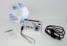 COBRA DIGITAL CAMERA WEB CAM VIDEO DC5200 5.0 Megapixel 2-in-1 Digital Camera