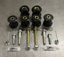 Energy Suspension Front Lower Control Arm Bushings & Hardware Kit Civic Integra