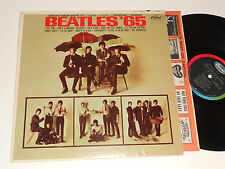 BEATLES '65 Mono 1st pressing ORIG T-2228 One skip Capitol Records inner sleeve
