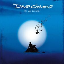 DAVID GILMOUR ON AN ISLAND VINILE LP 180 GRAMMI NUOVO SIGILLATO