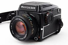 Mamiya M645 1000S w/ SEKOR C 80mm F/2.8 Medium camera Near Mint from Japan