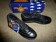 Thorogood shoes  9.5 M  834-6333 Code 3 Oxford Black Leather Postal