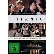 TITANIC TV-ZWEITEILER - 3 DVD NEUWARE THOMAS ALDRIDGE,SALLY BANKES,BEN BISHOP
