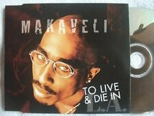 Makaveli To live & die in L.A. (1997) [Maxi-CD]