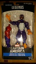 Marvel Legends Captain America Cottonmouth - New in stock Red Skull series