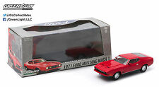 86304 1:43 GreenLight 1971 Ford Mustang Mach 1 - Red