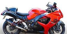 Suzuki Hayabusa Exhausts GSX1300R GPR Furore Nero by GPR Road Legal K8 on.