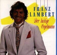 Franz Lambert Der lustige Orgelmann (1992) [CD]