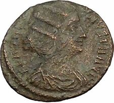 Helena ' Saint ' Constantine the Great Mother Ancient Coin Securitas Cult i39108