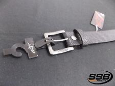 Alpinestars Belt Motoperf Perforation Black 3070-0863 MEDIUM M 32/34 Waist AStar