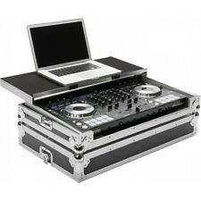Pioneer DDJ-S1 Controller Flight Case Workstation with Laptop Stand