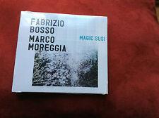 FABRIZIO BOSSO MARCO MOREGGIA   Magic Susi  CD