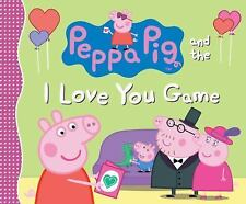 2DAY SHIPPING | Peppa Pig and the I Love You Game, PAPERBACK, Candlewick Press