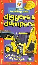 Diggers & Dumpers [VHS], Good VHS, ,