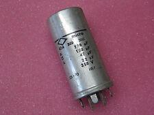 condo condensador micro 350v 220µF+100µF+47µF+22µF HSF