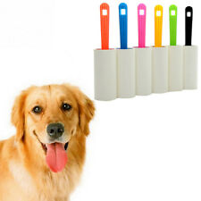 Pet Dog Cat Lint Hair Remover Clothes Sticky Dust Remover Roller Brush Cleaning